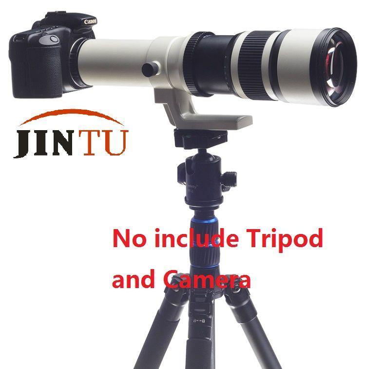 2 jahre Garantie JINTU 500mm f/6,3 Tele MF FIX Objektiv Für Nikon D3X D810 D800 D750 D610 d300 D7200 D7100 D5500 D5300 D5200