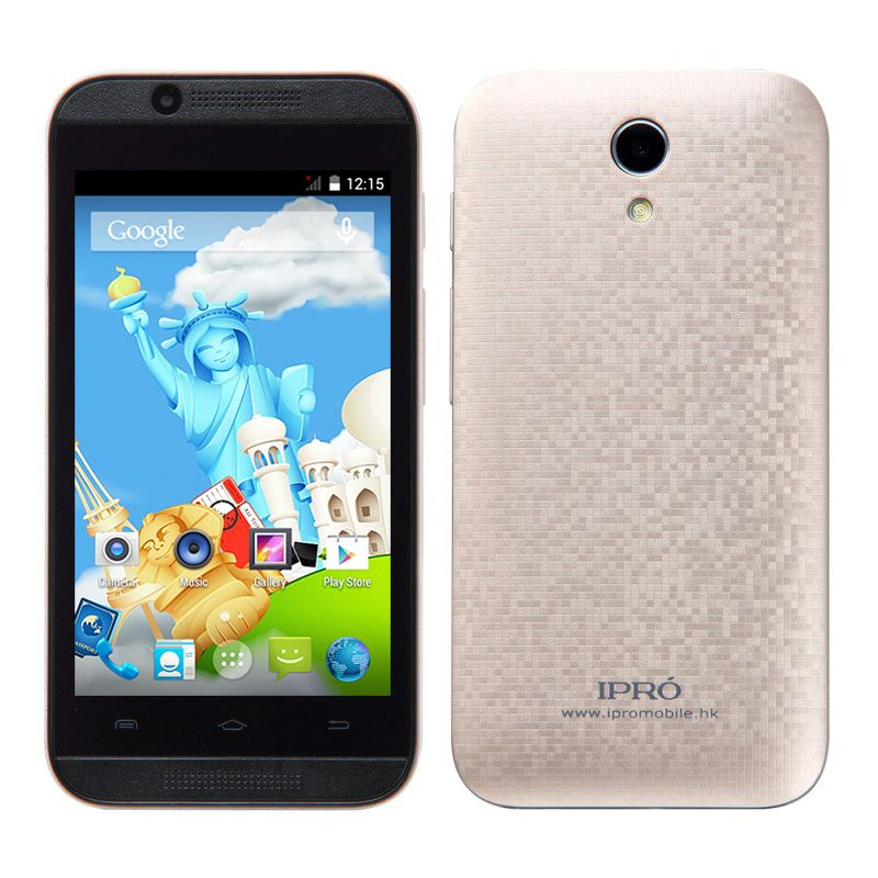 Unlocked Mobile Phone IPRO WAVE 4.0 Original Smartphone Android 4.4 4.0 Inch Celular 512MB 4GB Dual SIM 3G Cell phones Telefon