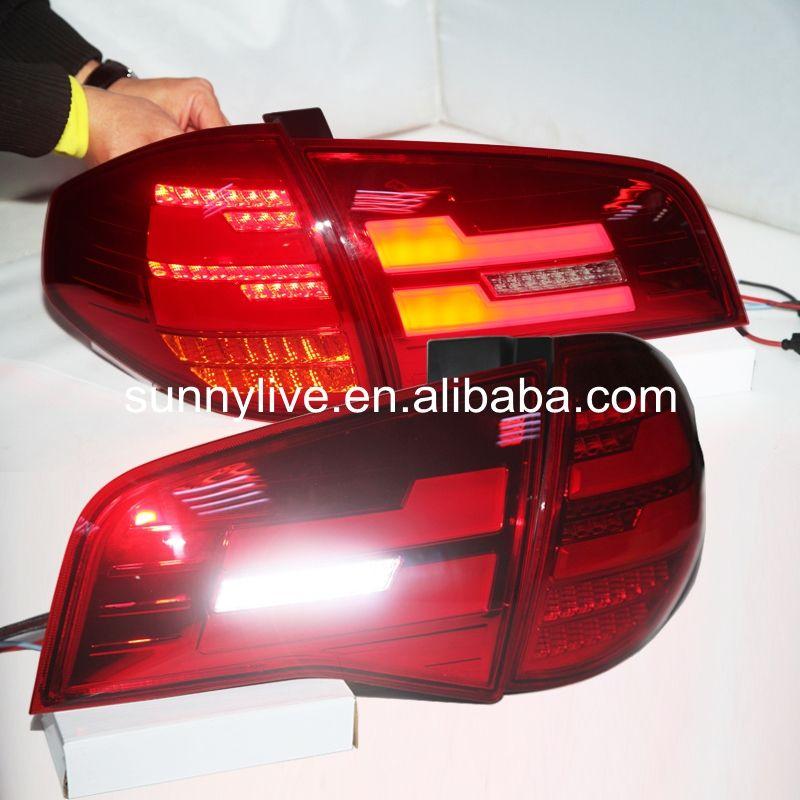 Für Renault Koleos LED Rücklicht 2011 jahr WH V2