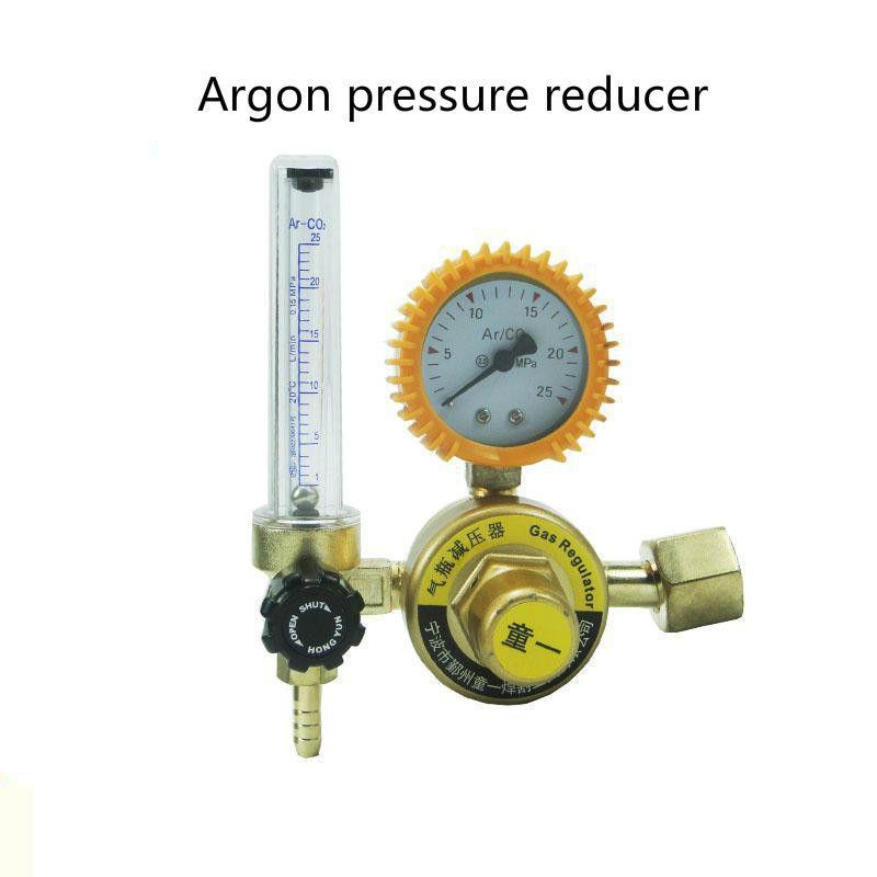 Argon pressure reducing valve pressure gauge Reducer Flowmeter