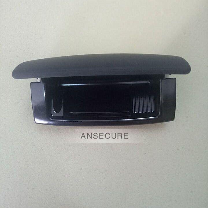 Black Cover Rear Ashtray FOR AUDI A4 B6 B7 Seat Exeo 8E0 857 961 M 8E0857961M 2003-2008