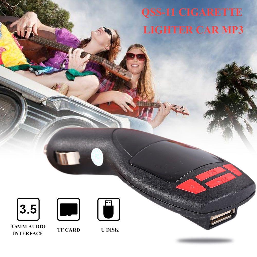 Universal Auto FM Transmitter Auto mp3-player Drahtlose Freisprecheinrichtung Musik Audio mit usb-schnittstelle Auto Ladegerät