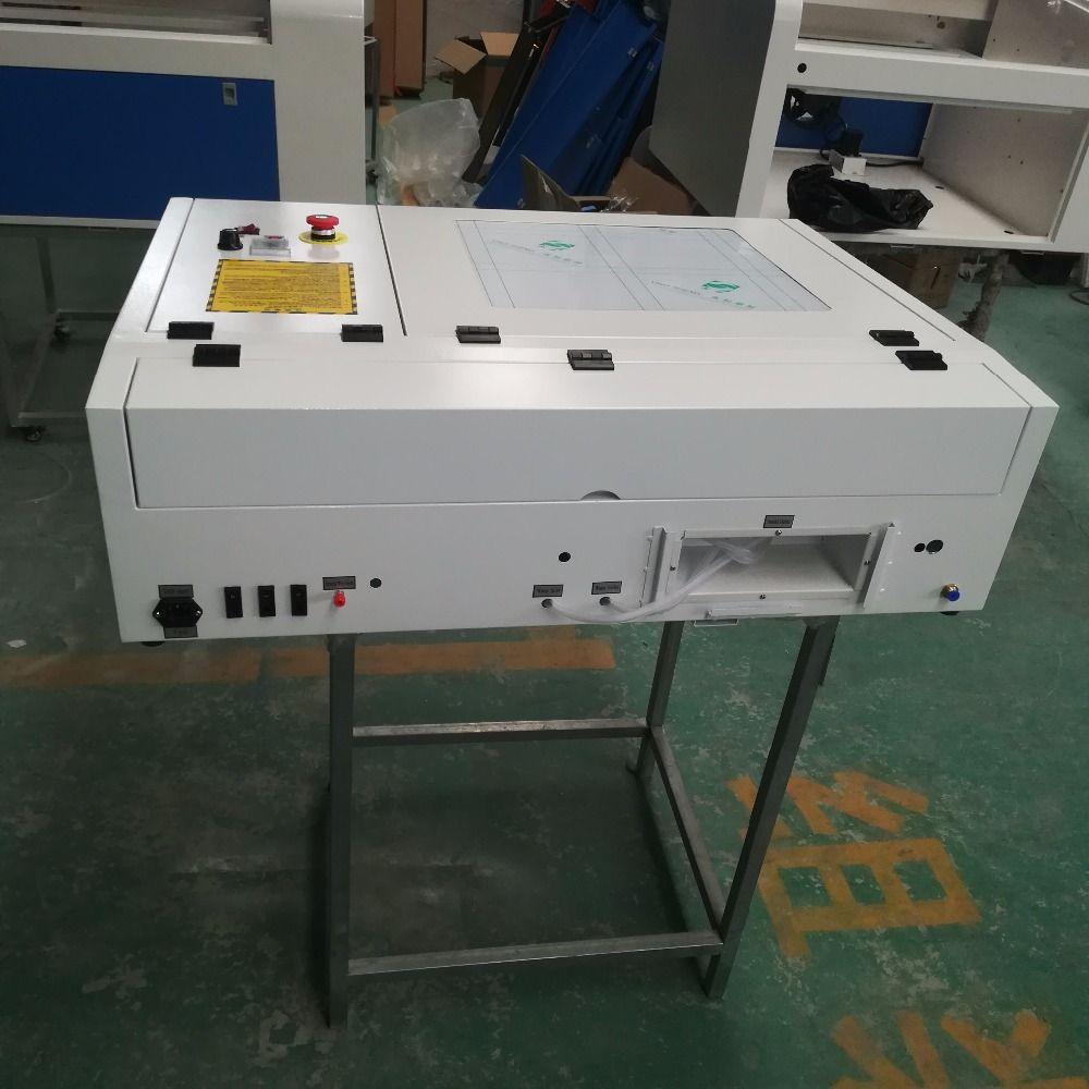 ZD4040 50 watt Laser gravur maschine, 400x400mm 50 watt laser cutter maschine