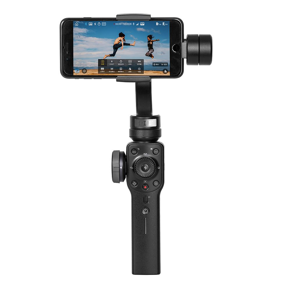 Zhiyun Smooth 4 3-Axis Handheld Gimbal Portable Stabilizer for Smart phone iPhone Samsung