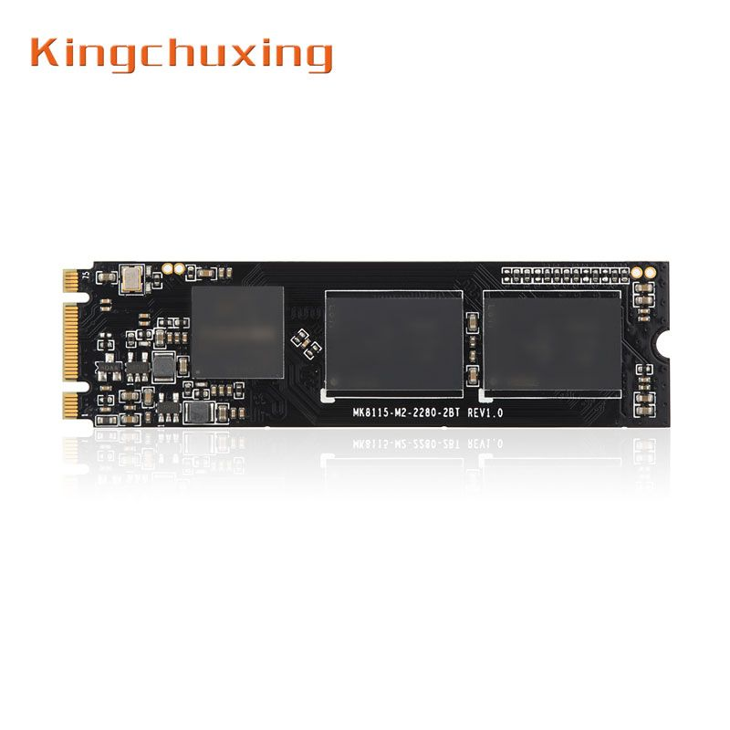 Kingchuxing SSD M2 256GB Drive SSD-500-gb M . 2 Interface Hard Drive Disk 2280M.2 SSD for Laptop PC Original New