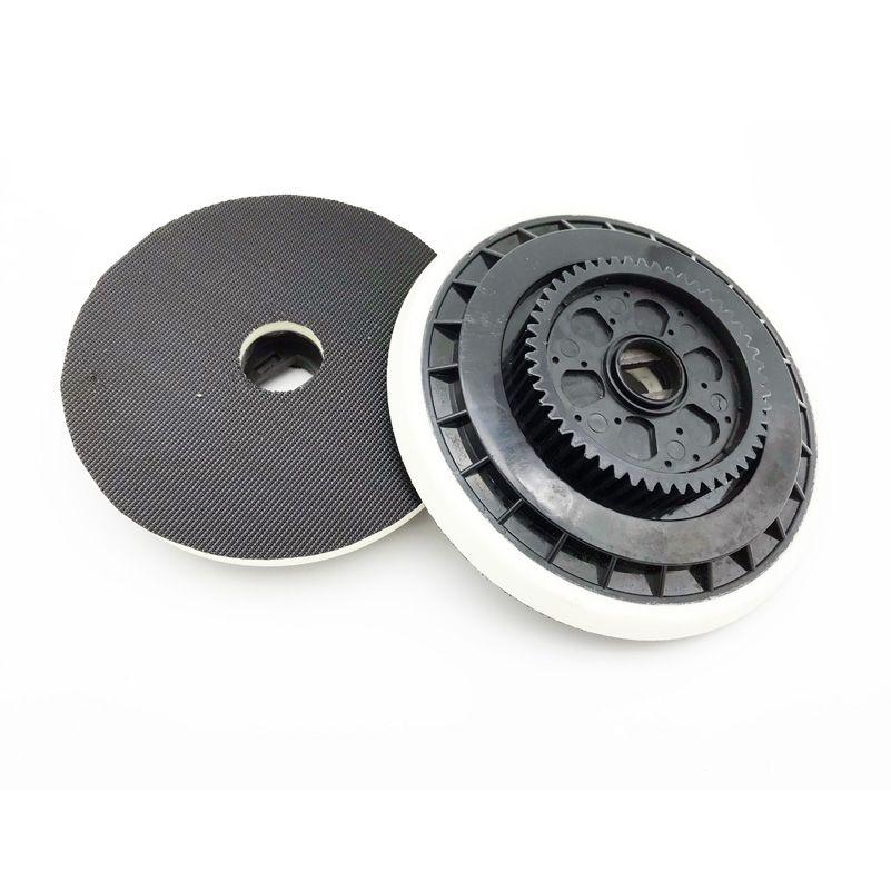 5 pouces 6 pouces 125mm 150mm tampon de ponçage support de plaque de support support arrière compatible pour Flex XC 3401 polisseuse orbitale modifiable