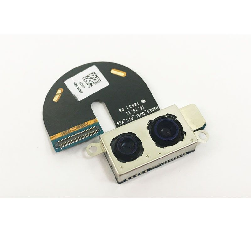 Original New Back Camera For ASUS ZenFone 3 ZOOM ZE553KL Rear Big Camera Flex Module With Flex Cable High Quality