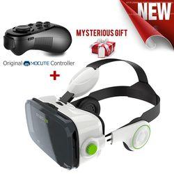 ГОРЯЧАЯ Виртуальная Реальность VR BOX 2.0 II 3D Очки Xiaozhai VR Google картон Шлем 3D Видео Гарнитура Очки для мобильного смартфона
