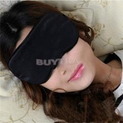 Лидер продаж Путешествия Отдых губка маска для глаз черный Спальный Маска Для Глаз Крышка для здравоохранения, чтобы оградить свет тени для...