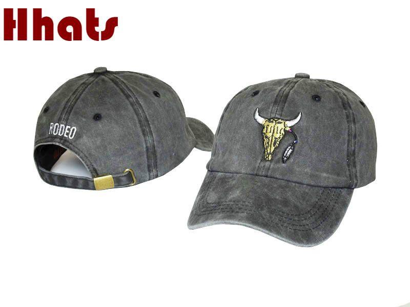 Qui sous la douche mode blanc rouge noir gris marque casquette de Baseball Hip Hop Snapback papa chapeau Travis Scotts RODEO chapeau pour femmes hommes