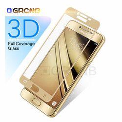 9 H 3D Pleine Couverture En Verre Trempé Pour Samsung Galaxy A3 A5 A7 J3 J5 J7 2016 2017 J330 J530 J730 Écran Protecteur Film De Protection