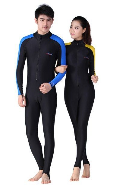 Swimwear Stinger Suit UV Protection Diveskins Jumpsuit for both men and women Brand Dive & Sail