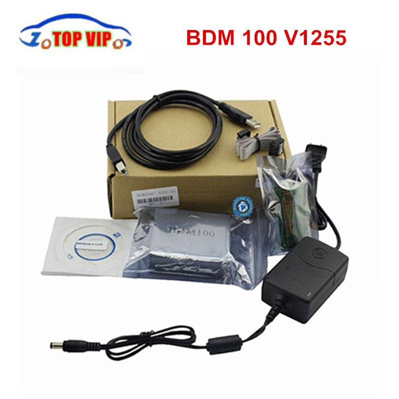 2018 Hot Selling BDM 100 ECU Chip Turning Tool 100% high quality BDM100 CDM1255 ECU Programmer Free Shipping