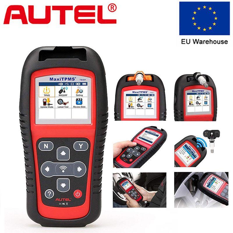 AUTEL MaxiTPMS TS501 Reifen Druck Werkzeug TPMS Sensor Diagnose Tool TPMS Service Auto Scan Tool OBD2 Scanner Für Autos Diagnose
