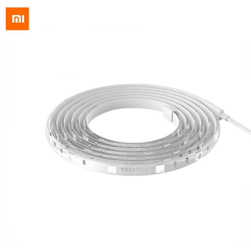 100% D'origine xiaomi smart home Yeelight Xiaomi RGB lumière télécommande app intelligente d'agneau 2 mètres bande