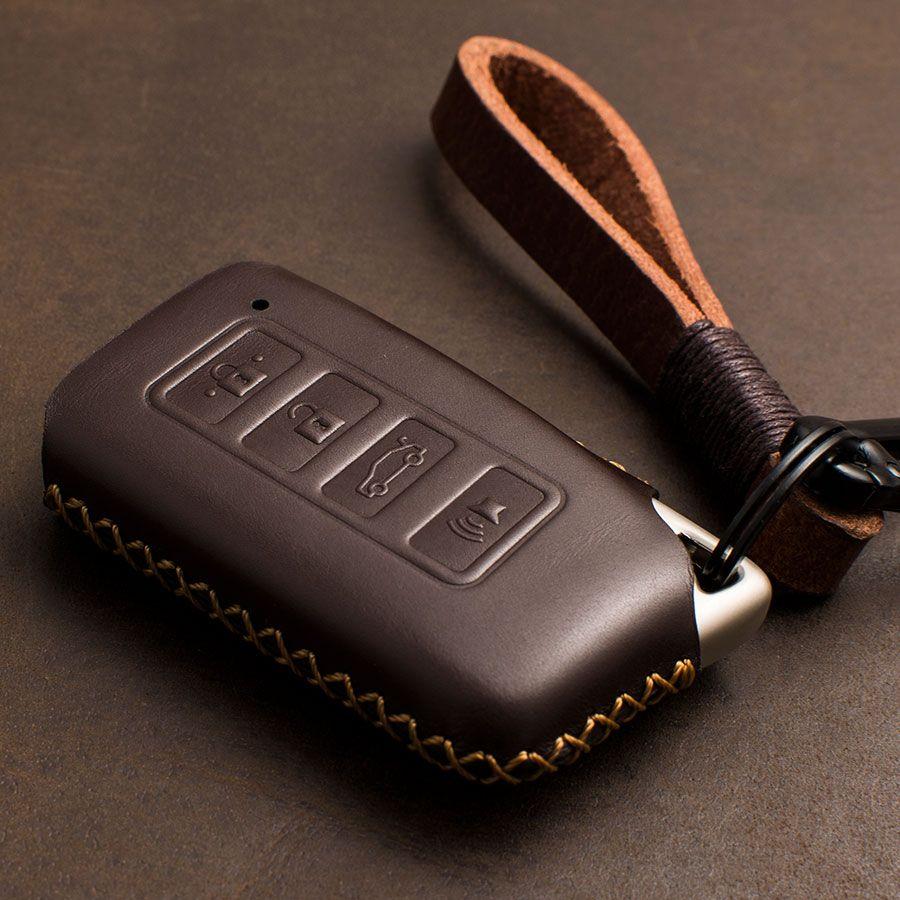 1 PCS Echtem Leder Schlüssel Fall Schlüssel Abdeckung Schützen Tasche für Lexus NX200 ES200 250 RX200t fall Schlüssel shell ES RS GS IST LX NX Serie