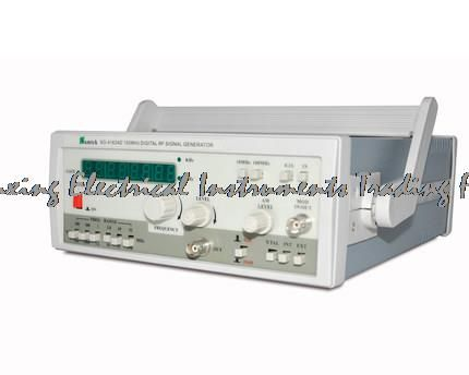 Fast arrival SG- 4162AD digital high frequency signal generator 10 HZ to 150 MHZ