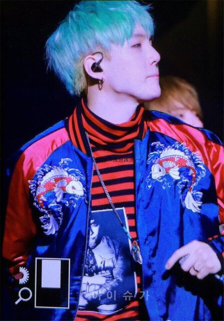 Kpop BTS SUGA Bangtan boys embroidery loose baseball hoodies korea lovers Spring autumn Casual Harajuku k-pop V baseball coat