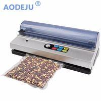 AODEJU полной автоматизации небольших коммерческих продовольствия sealer вакуумная упаковка машина семьи расходы вакуумная машина вакуумный уп...