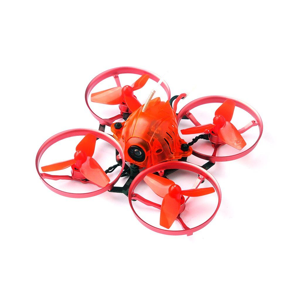 JMT Snapper7 Brushless Whoop Airplane BNF Micro 75mm FPV Racer Drone 4in1 Crazybee F3 FC Flysky Frsky RX 700TVL Camera VTX