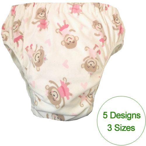 5 моделей Chioce водонепроницаемый взрослых ткань пеленки крышка подгузники для взрослых пеленки Штаны со вставками M, L