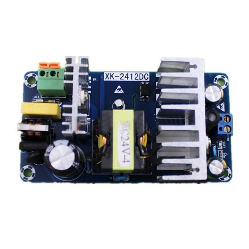 AC 85-265V to DC 24V 4A-6A 100W Switching Power Supply Board Power Supply Module