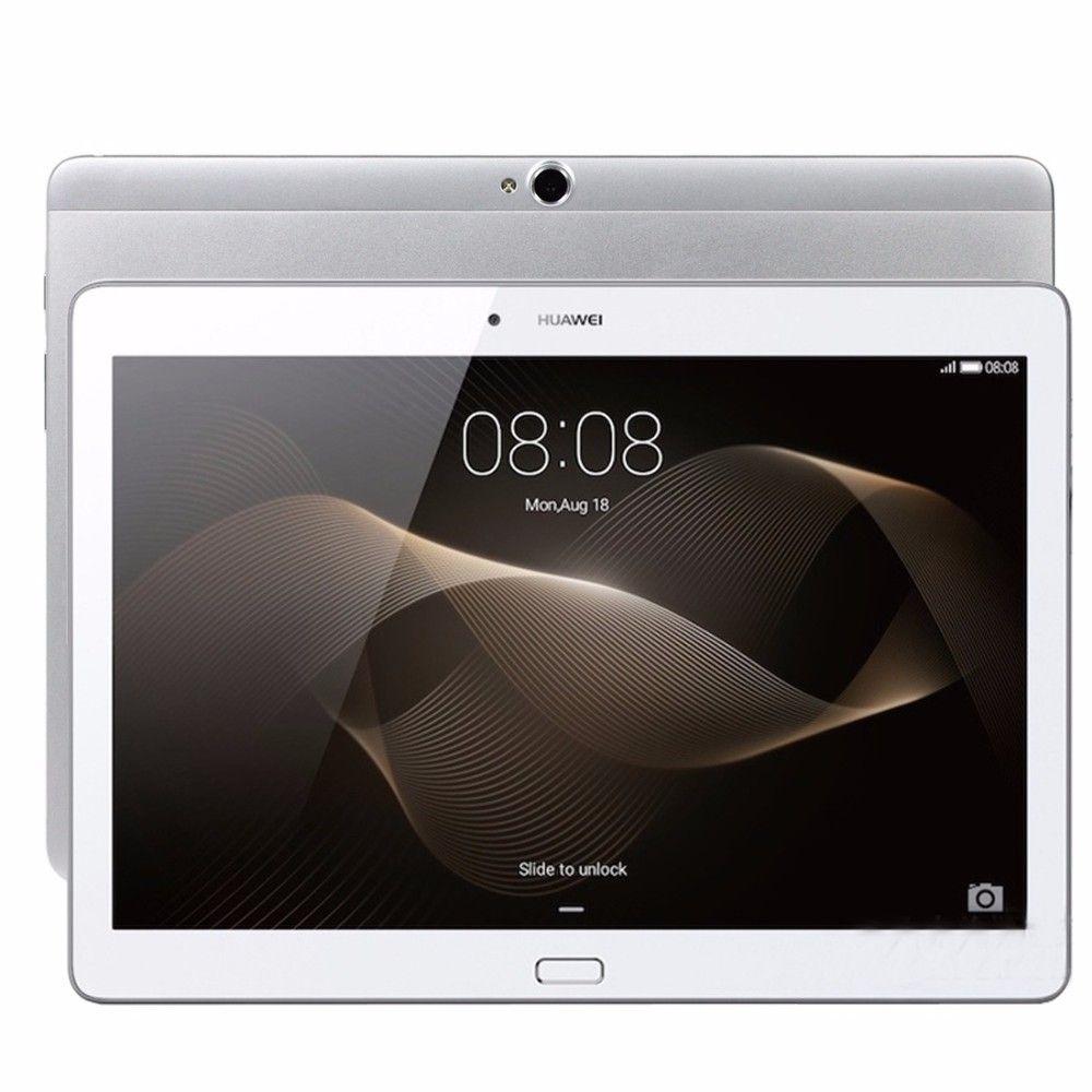 Original 10,1 Huawei MediaPad M2 10,0 Globale Tablet Kirin 930 Octa-core 3 GB 16 GB/64 GB 5MP 13MP 6660 mAh 4G LTE GPS Tabletten PC