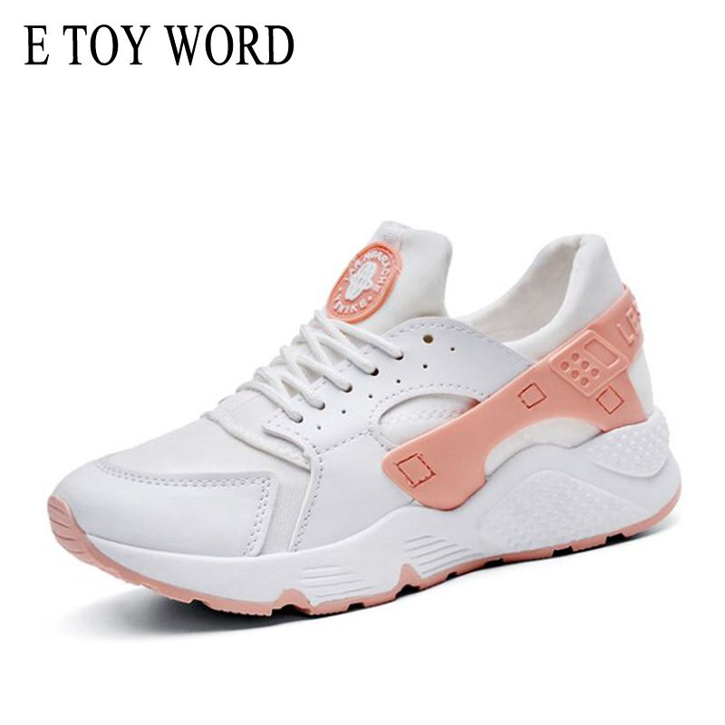 E TOY WORD 2018 Fashion trainers Women Sneakers air mesh grils canvas shoes Woman Tenis Feminino Zapatos Mujer Casual Shoes
