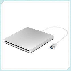 USB 3.0  / DVD - driver of the external channel of the ultra slim suction type external recorder CD / RW - drive