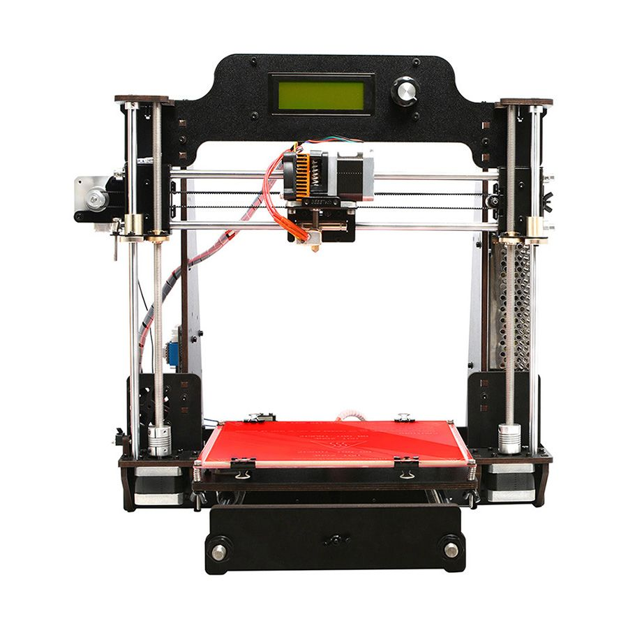 Geeetech I3 Pro W DIY 3D Printer Wood with Wi-Fi Module Stand-alone Printing Work for Auto Leveling Sensor