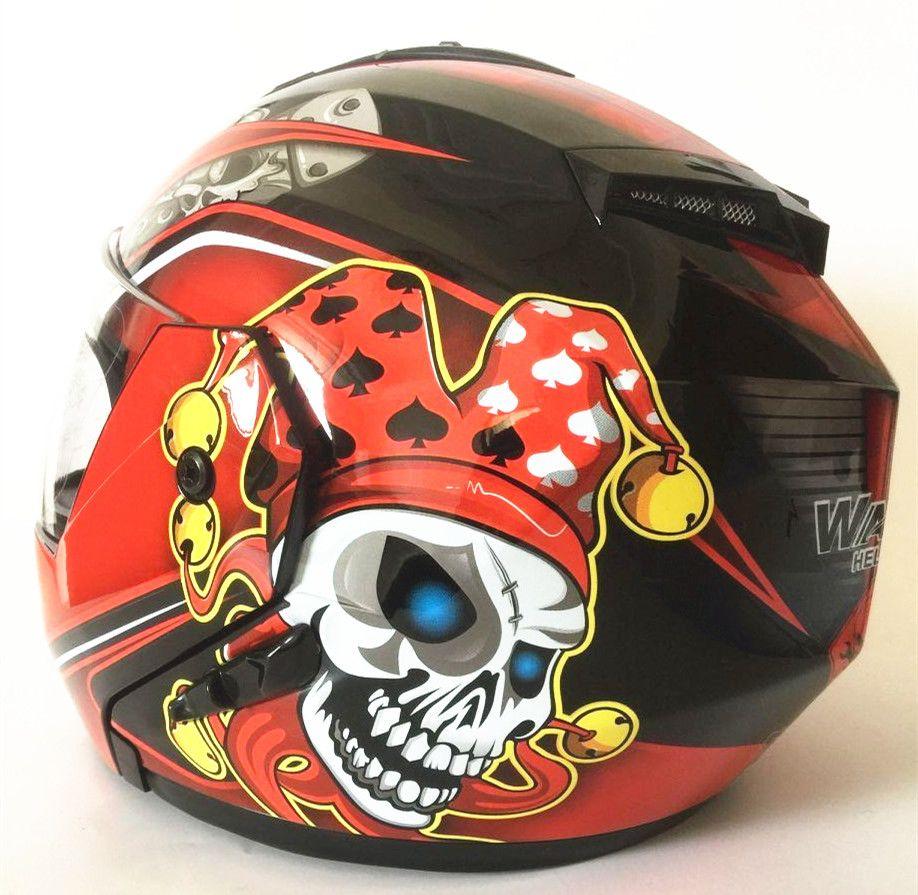 High Quality casco capacetes motorcycle helmet Dual Visor Modular Flip Up motocross helmet DOT approved