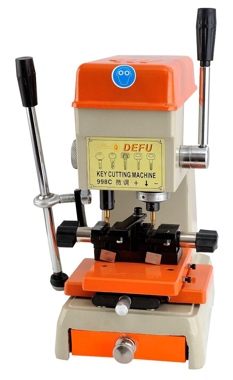 Keys Cutter Defu 998C Key Cutting Machine Locksmith Tools