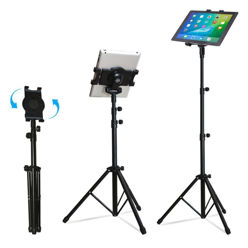 Universal multi richtung floor stand tablet stativ halterung für 7-10 zoll für ipad 234 mini 123 air 2 samsung lenovo