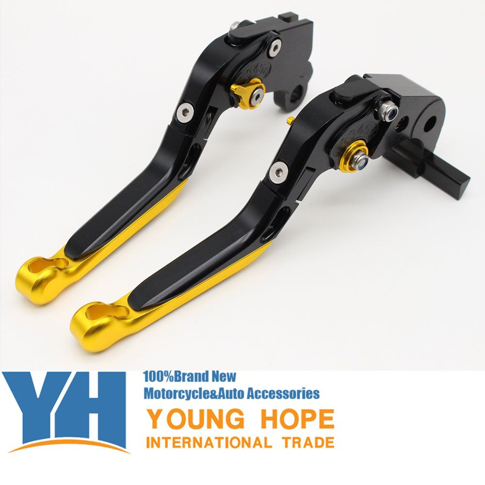 Motorcycle Adjustable Folding Extendable Brake Clutch Lever fit For BMW  HP2 SPORT  2008-2012