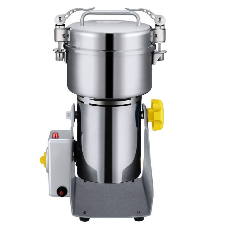 Asahi Manchester 800g Traditional Grinder Home Electric Grinding Superfine Powdering Blender Machine Dry Grains Grinder