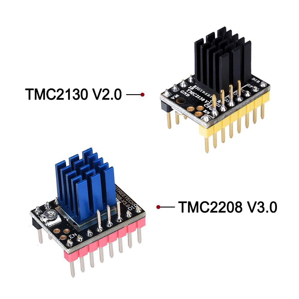 BIGTREETECH TMC2130 V2.0 moteur pas à pas silencieux SPI TMC2208 pilote reprap SKR V1.3 MKS GEN L carte pour pièces d'imprimante 3D