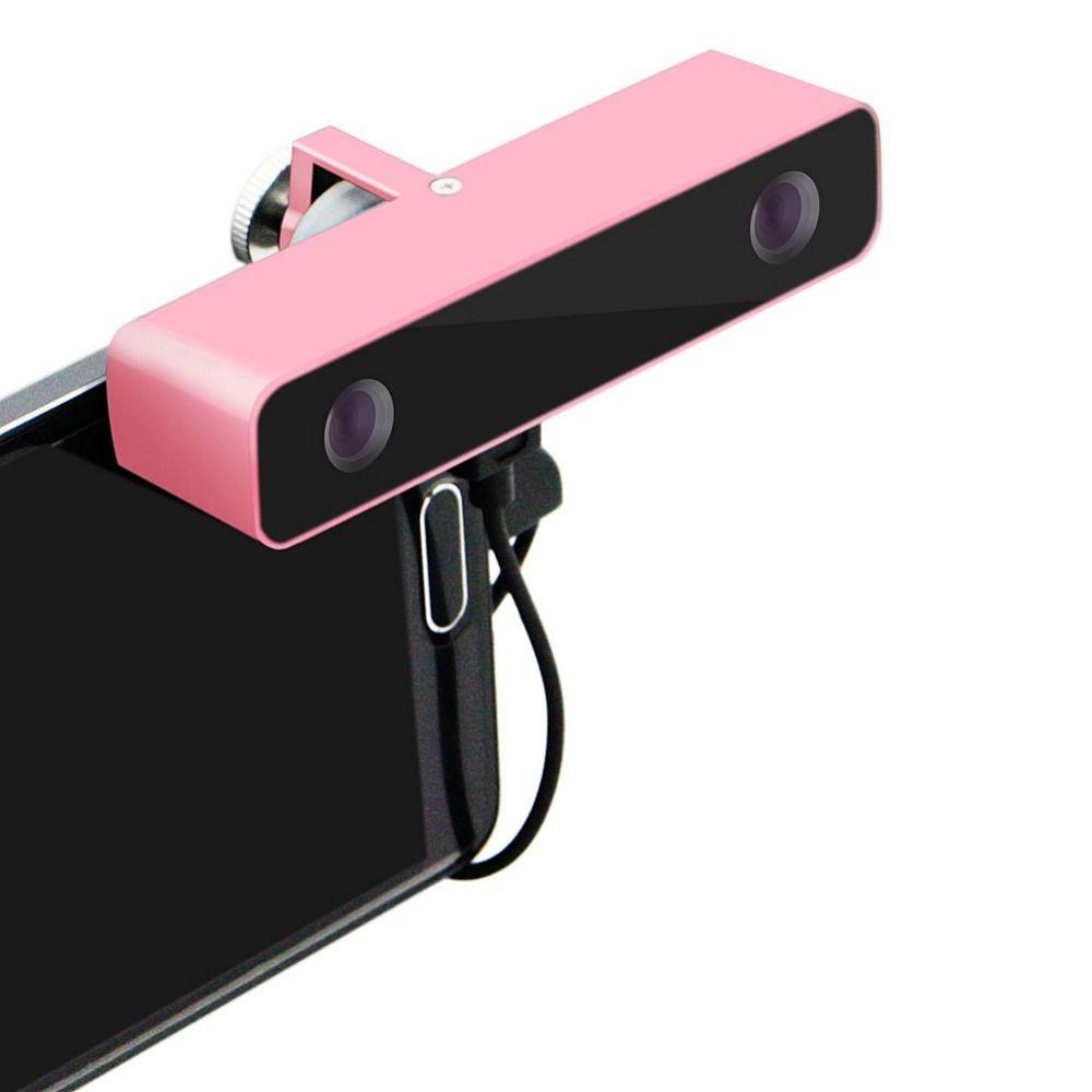 ELP MIni Fernglas 3D VR Videokamera HD Handy externe Usb Kamera Android mit Weitwinkel Dual objektiv für Smartphone