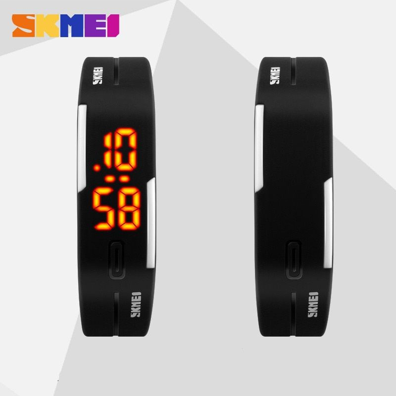 2017 Silicone Led Sports Watches Men Women Dress Children Electronic LED Digital Watch Man Ladies Morning Running Sport Watch