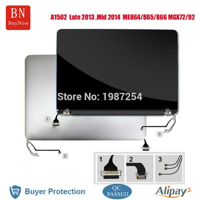 For Macbook Pro A1502 Retina Display 13