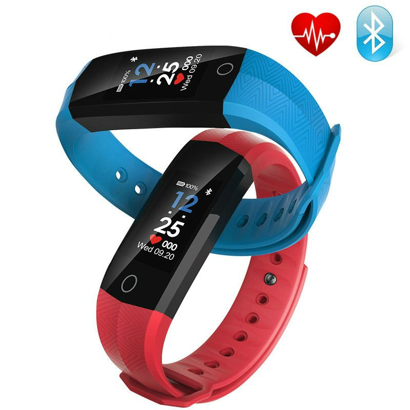 2018 NEW Smart watch Sports bracelet CD02 heart rate Health Monitor pedometer waterproof smartwatch for IOS Android relogio