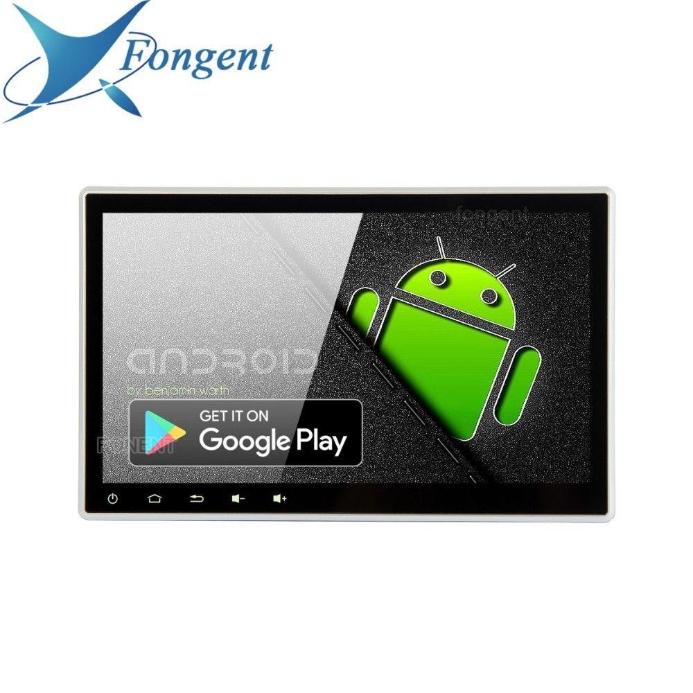 10,2 Android 9.0 Auto GPS Radio Player für 2 Doppel Din Eine 1 Din Universal 4 GB + 64 GB auto Stereo Multimedia Steuergerät PX6 DVD PC