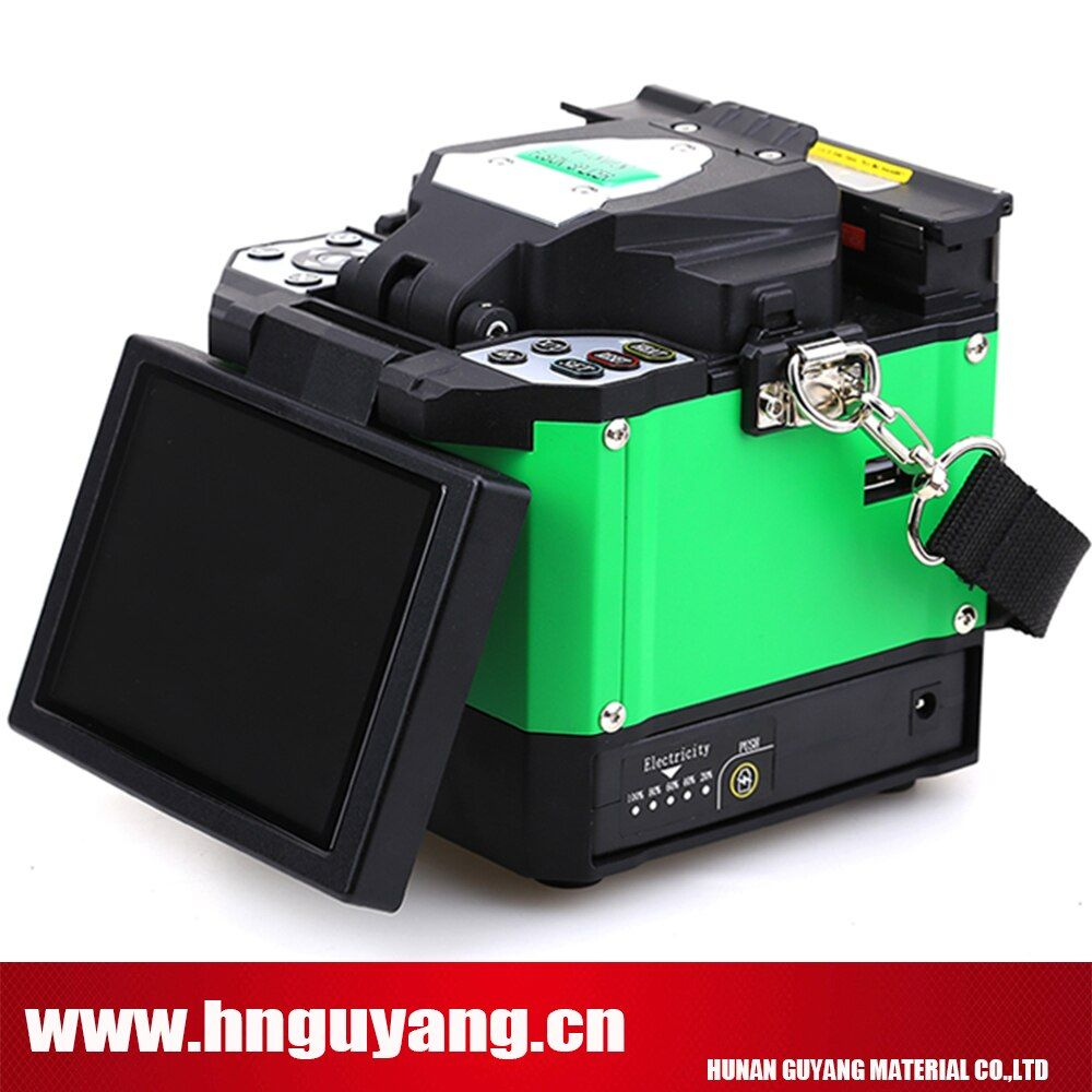 High-precision Fiber Fusion splicing machine Fiber Optic Fusion Splicer Fully automatic Optical fiber welding machine