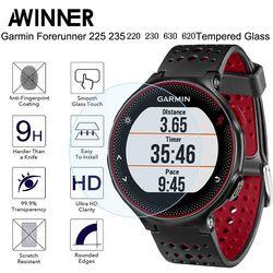 For Garmin Forerunner 235 Tempered Glass 9H 2.5D Premium Screen Protector Film For Garmin 235/225/230/220/620/630 Smart Watch