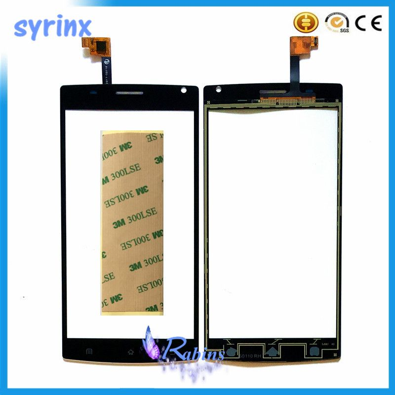 SYRINX 5.5 inch For MegaFon Login Plus Touch Screen Digitizer Megaphone (MFLoginPh) TOPSUN_G5247_A1 Touchscreen Sensor Glass