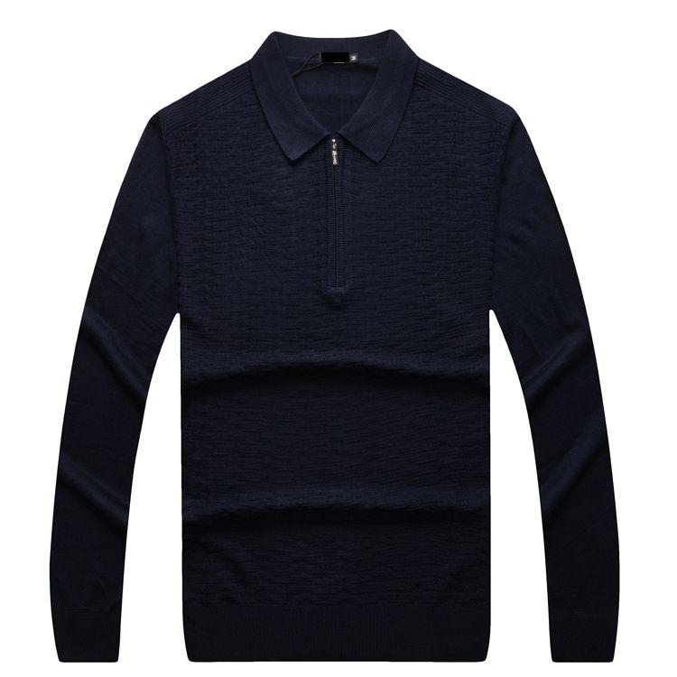 TACE & SHARK fashioncomfort Multimillonario de los hombres suéter de 2017 el lanzamiento de otoño patrón cruzado ropa de tiempo libre