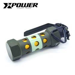 XP XPOWER M84 flashbomb 1:1 Boutique model AEG Toys Metal Green