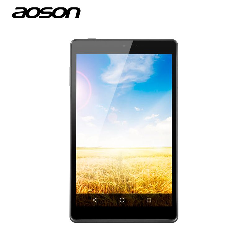 Aoson M812 8 inch Android Tablets PC 1GB 16GB Quad Core IPS Screen Dual Cam 1280*800 Bluetooth OTG External 3G WIFI