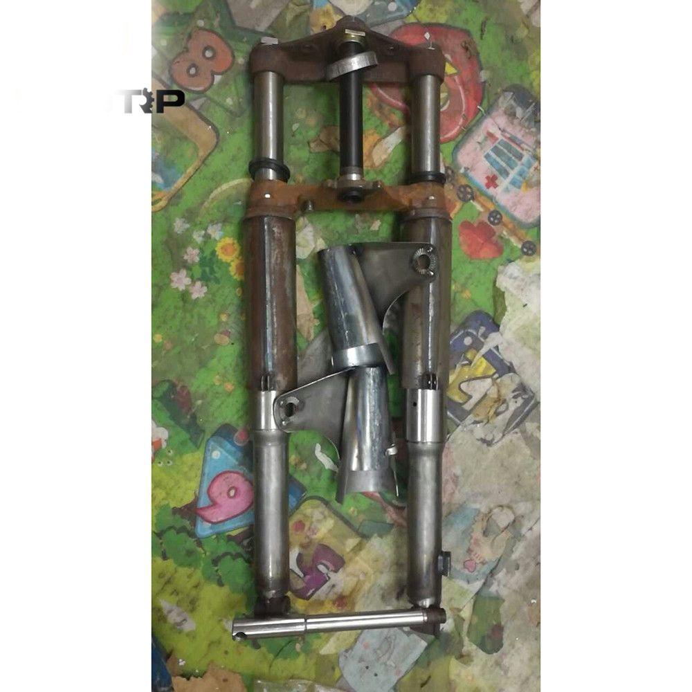 Ural CJ-K750 retro motorcycle front wheel Shock absorber 100% original used at Ural M72 case For BMW R50 R1 R12 R 71