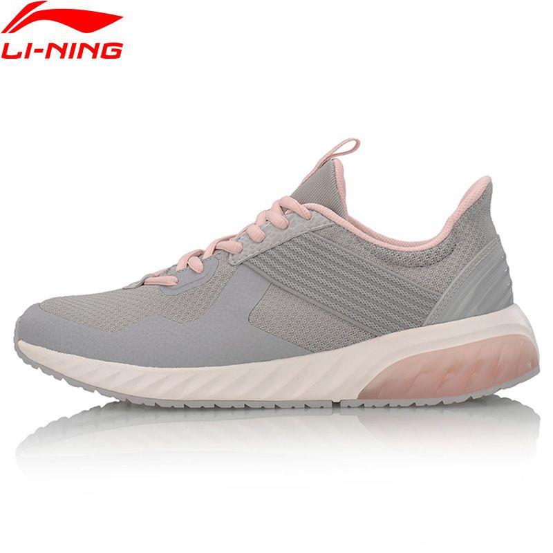 Li-Ning Women LN Gelato Classic Walking Shoes Breathable Cushion LiNing Sports Shoes Sneakers AGCM058 YXB105