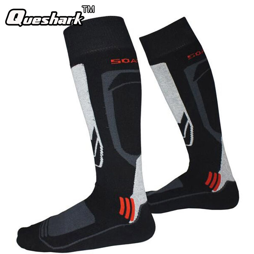 Men Women Winter Warm Ski Socks Thick Cotton Sports Socks Leg Warmers Cycling Skiing Soccer Socks